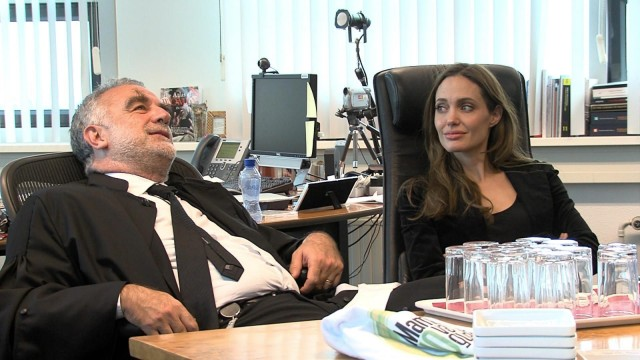 "Film ""The Court"" mit Angelina Jolie im Kino"