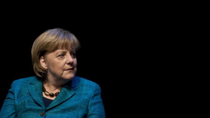 Angela Merkel, CDU, Bundeskanzlerin, Brigitte, Maxim Gorki Theater Berlin
