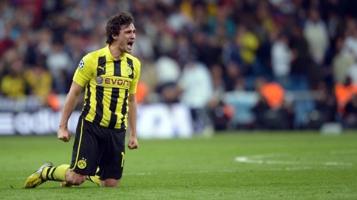 Mats Hummels, Borussia Dortmund, BVB