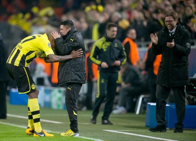 Borussia Dortmund - Schachtjor Donezk