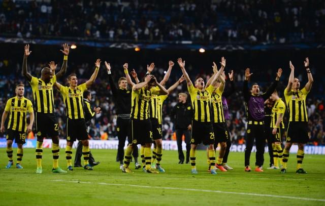 Real Madrid v Borussia Dortmund - UEFA Champions League Semi Final: Second Leg