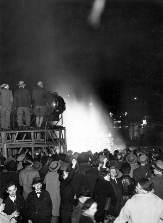Bücherverbrennung in Berlin, 1933