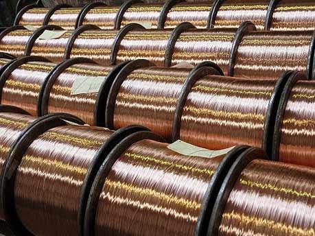 Ressourcenknappheit, Kupfer und Eisenerz