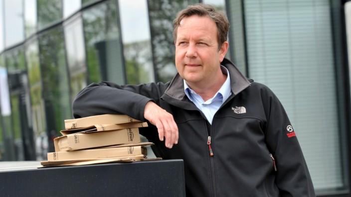 Amazon-Chef Ralf Kleber: Ralf Kleber ist seit fast 17 Jahren bei Amazon.
