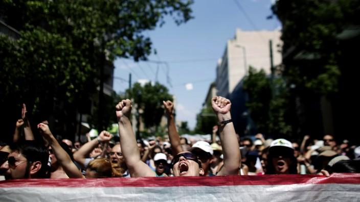 Zwei Drittel der jungen Griechen sind arbeitslos