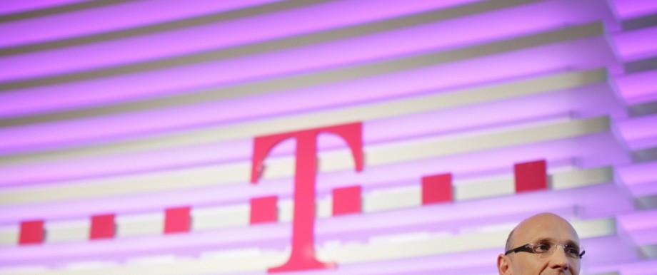 Deutsche Telekom - Timotheus Höttges