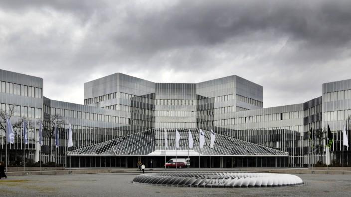 Ausbau des BMW-Innovationszentrums: So sieht das BMW-Forschungszentrum derzeit aus. In den kommenden Jahren soll es deutlich wachsen.