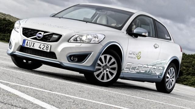 Volvo C30 Electric, Volvo C30, Volvo, Elektroauto