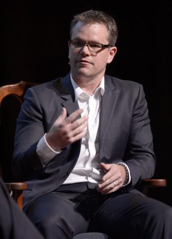 Matt Damon awarded Harvard Arts Medal