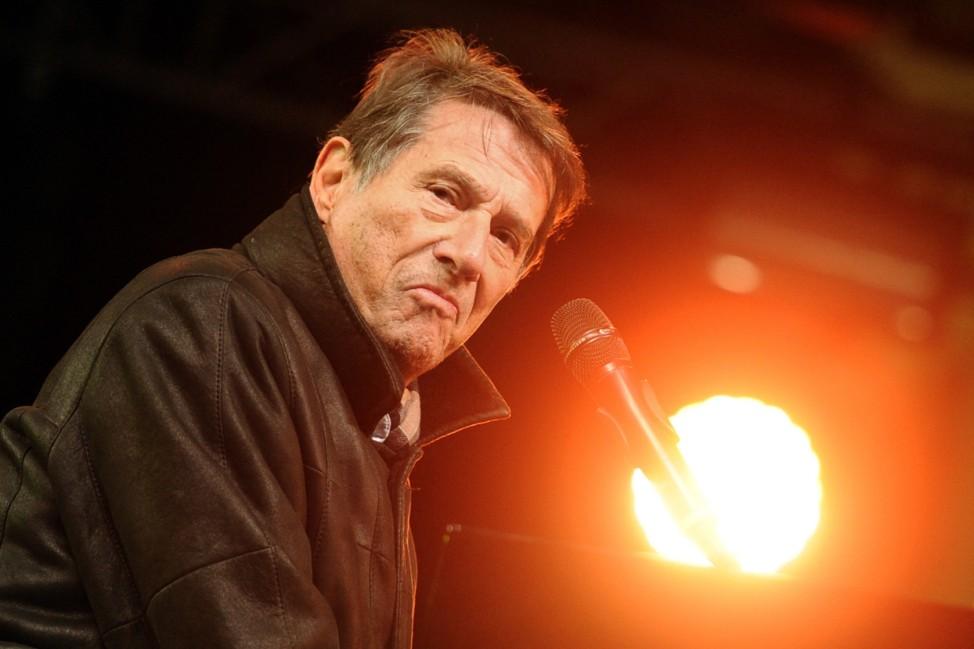 Grippe: Udo Jürgens sagt vier Konzerte ab
