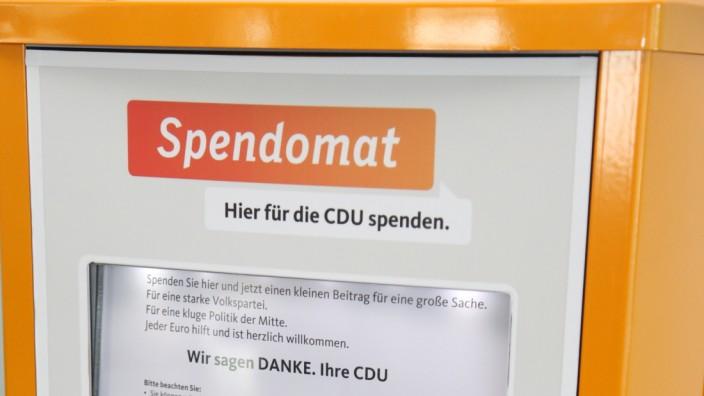 CDU Spendomat