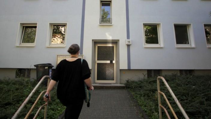 Gagfah-Wohnungen in Wiesbaden (Archivbild von 2009