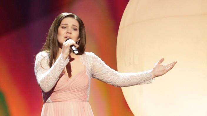 Eurovision Song Contest Finale Dina Garipova