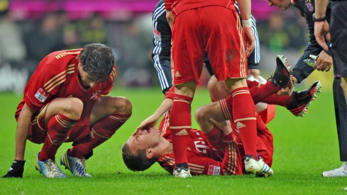 Wieder Kreuzbandriss: Badstuber vor ungewisser WM-Saison
