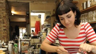 "Kneipe Ludwigvorstadt ""Café Gap"": Das Cafe Gap erinnert die Münchner an Berlin."