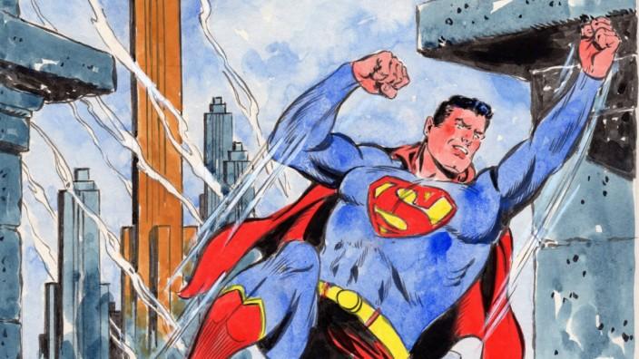 Comicfestival, München, Superman