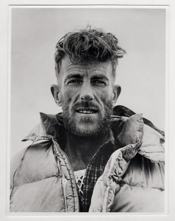 Die Eroberung des Mount Everest Sir Edmund Hillary