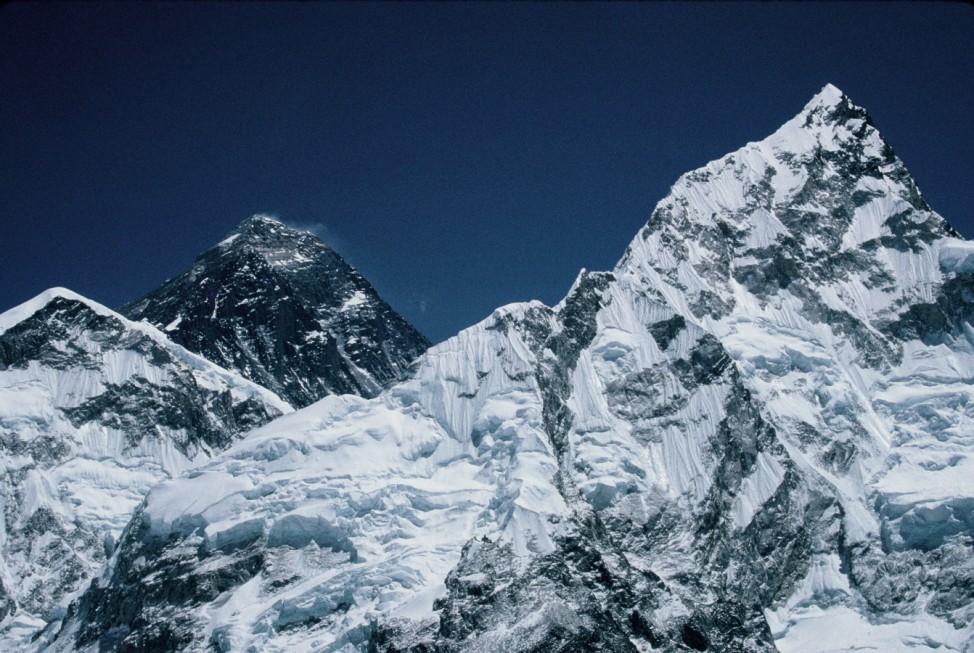 Die Eroberung des Mount Everest