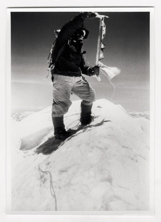 Die Eroberung des Mount Everest Tenzing Norgay