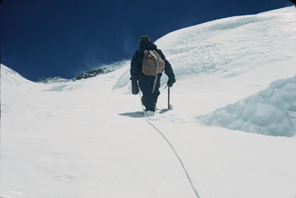 Die Eroberung des Mount Everest George Lowe