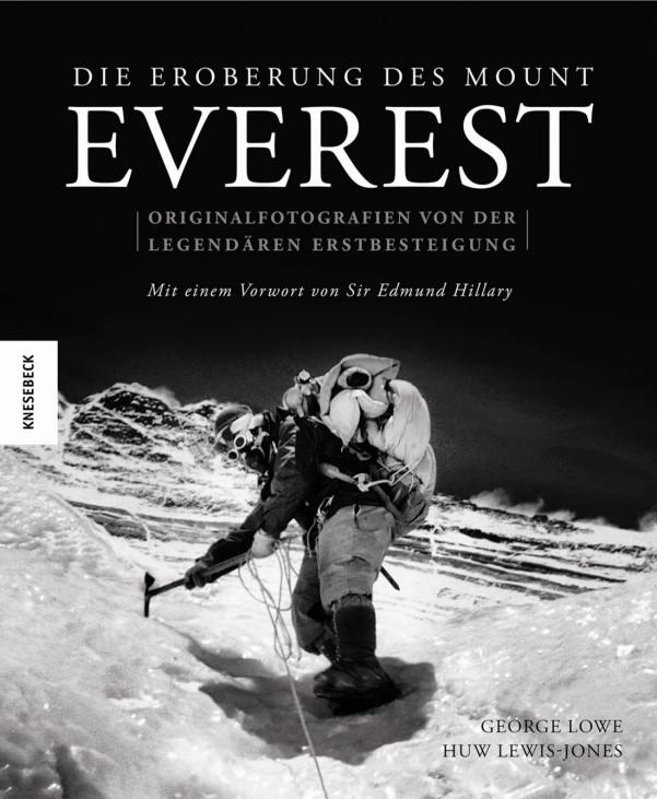 Die Eroberung des Mount Everest Cover