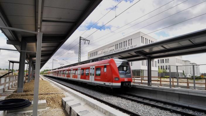 S-Bahn Freiham