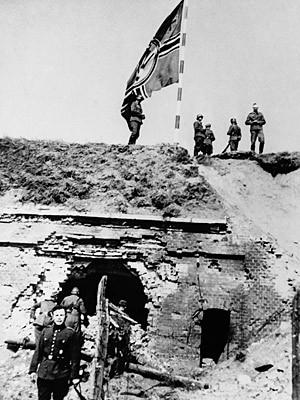 Westerplatte Polen Zweiter Weltkrieg Danzig AP