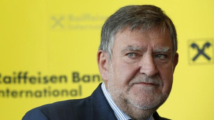 Raiffeisen Bank Österreich Herbert Stepic
