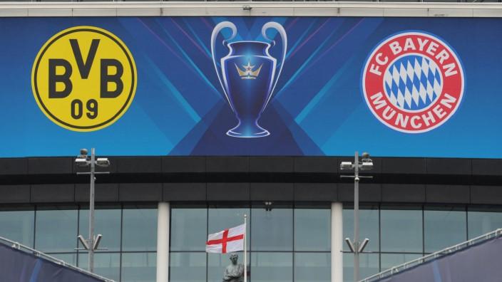 Champions League - Wembley Stadion