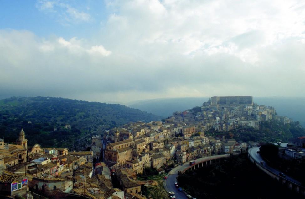 Ein Garten aus Stein: Barockstädte in Sizilien im Südosten, hier Ragusa