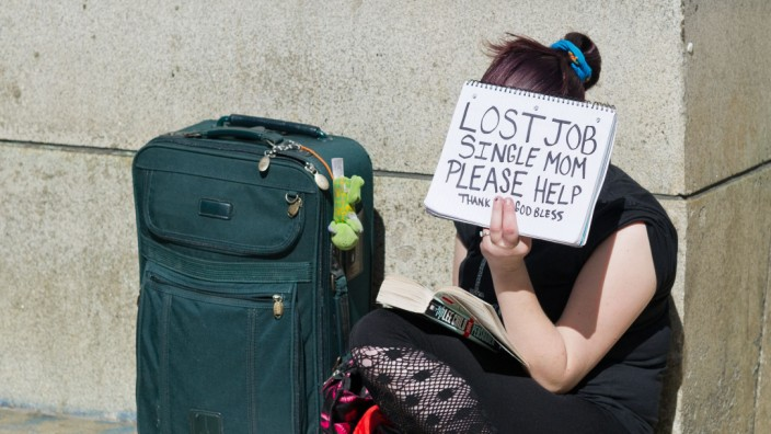 US-Arbeitslosenzahlen März 2013