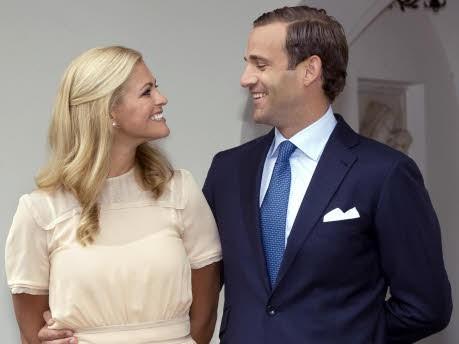 Prinzessin Madeleine von Schweden, Jonas Bergström; Foto: AFP
