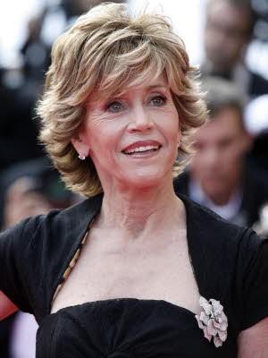 Jane Fonda, Hoch-Zeit für Trauungen; Foto: AP