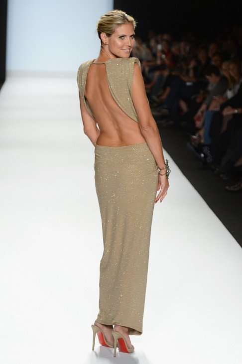 Project Runway - Runway - Spring 2013 Mercedes-Benz Fashion Week