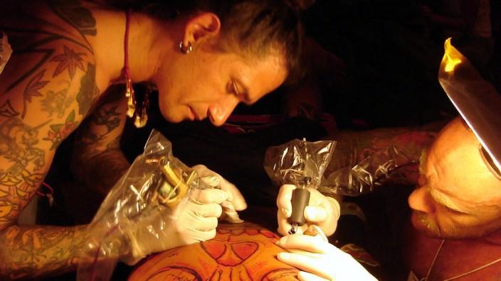 Tahiti Pazifik Südpazifik Tattoo Südsee