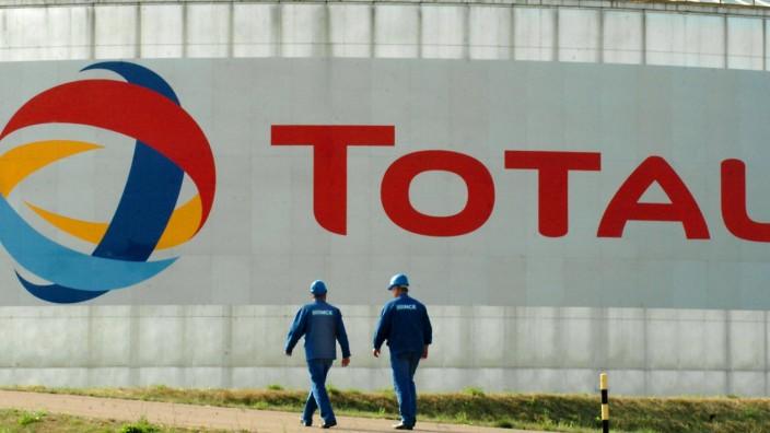 Ölkonzern Total aus Frankreich soll wegen Bestechung in Iran 400 Millionen Dollar an die USA zahlen