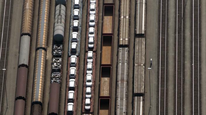Güterverkehr Deutsche Bahn