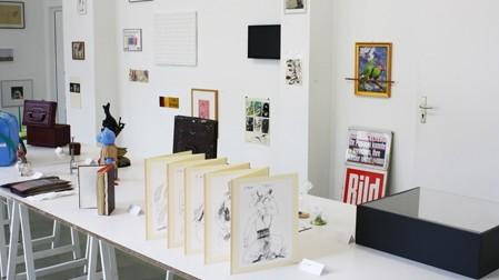 Ironisches in der Kunst, Ausstellung Künstlerbund, Berlin