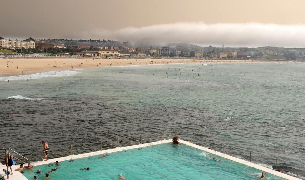 Bondi Beach Australien Sydney Strand