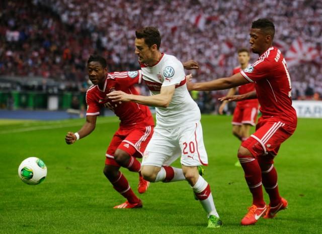 FC Bayern Muenchen VfB Stuttgart - DFB Cup Final