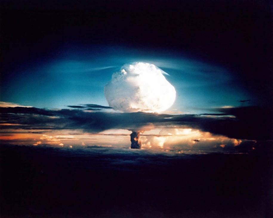 Erste Wasserstoffbombe vor 60 Jahren gezündet