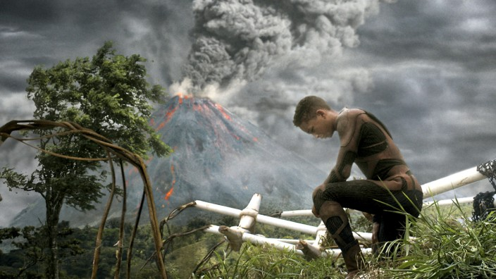 """Film """"After Earth"""" mit Will Smith im Kino"""