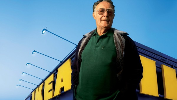 Ikea founder Kamprad to leave franchiser board