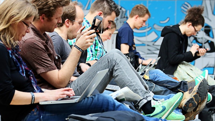 Abschluss Internetkonferenz Re:publica