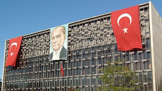 Atatürk Cultural Center in Istanbul