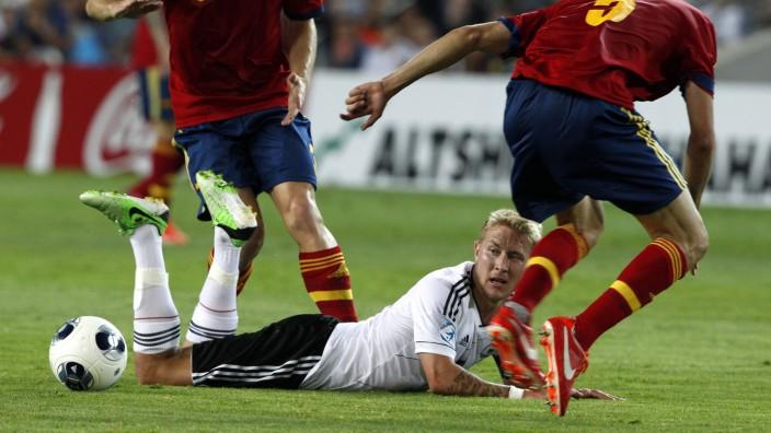 U-21 Spanien - Deutschland