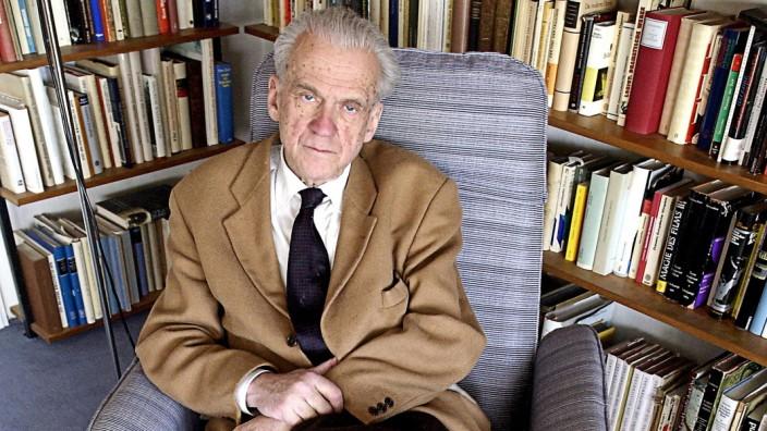 Walter Jens Tübingen