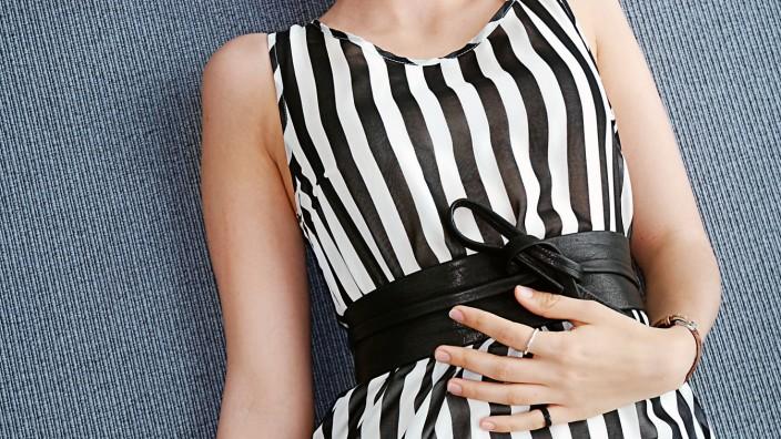 Trend zu Blockstreifen Fashionspießer