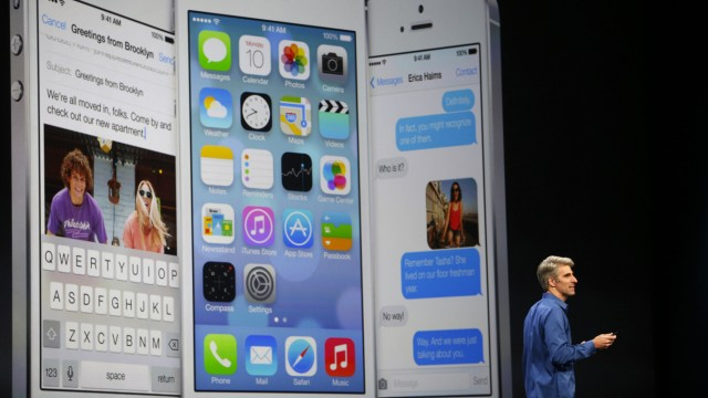 Apple Iphone iOS 7