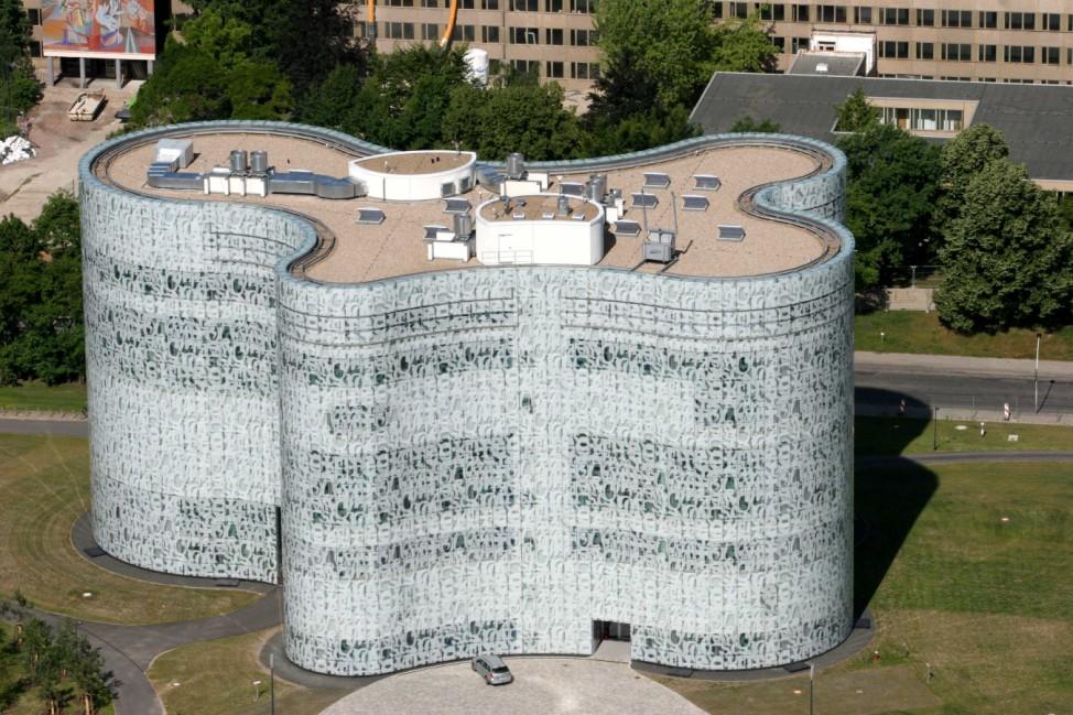 Medienzentrum der Cottbuser Universität